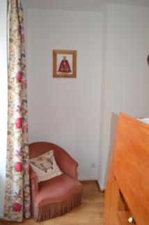L'Appart Dojo, spécial pèlerins matinaux, idéal aussi pour rester plusieurs jours. Capacité 2, 3 ou 4 personnes.