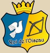 Cliquez sur le logo pour accéder au site officiel des Fêtes du Roi et de l'Oiseau