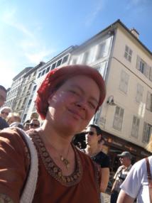 Fêtes Renaissances : le défilé, portraits, ambiance et joie de vivre ! Cinquième série de  photos.