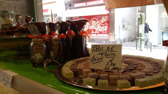 La Cabosse, pâtisserie de charme au Puy-en-Velay.