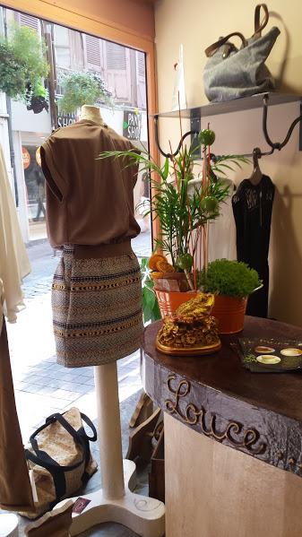 Louce : bien plus qu'un magasin mode au Puy-en-Velay! Shopping locamode.