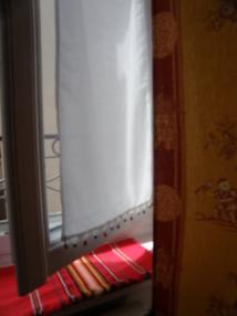 La chambre chinoise 30 €/une personne, LADY ONLY, ( salle de bain privative ou partagée uniquement avec vos amis présents à l'étage si vous êtes un groupe de 4 )