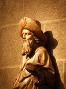 La prière du Pèlerin de Compostelle.
