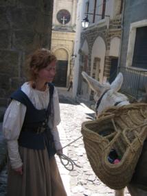 Les Fêtes du Roi de l'Oiseau : vivez à l'époque Renaissance au Puy-en-Velay ( 12-16 septembre 2012)