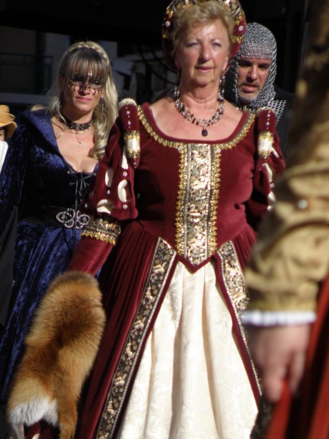 Fêtes Renaissances : le défilé, portraits, ambiance et joie de vivre ! Deuxième série de portraits.