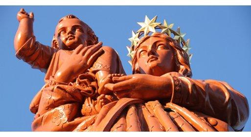 Ré-ouverture de la Statue de Notre Dame de France : un site, une histoire, un sens!