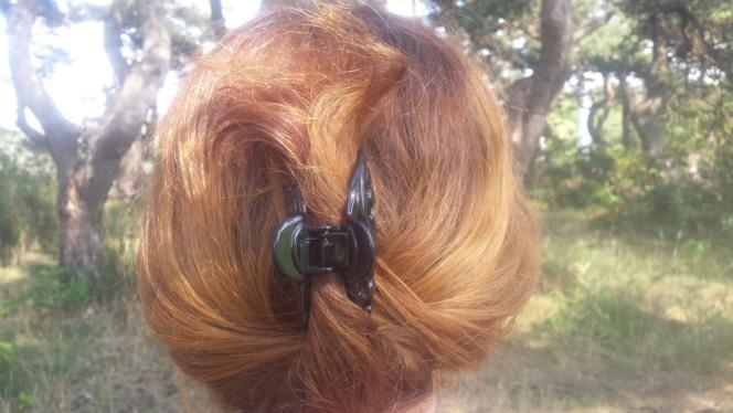 Comment j'ai mis mes cheveux....au vert écolo et aussi économique. Passage aux coloration bio.