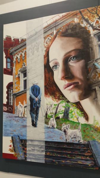 Brioude éternelle et biennale d'aquarelle...
