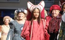 Fêtes Renaissances : le défilé, portraits, ambiance et joie de vivre ! première série de portraits.