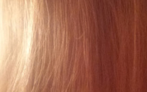 Des cheveux tout brillants sur le Chemin? Oui, mais sans le poids des produits dans le sac!
